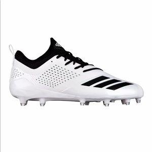 New! Adidas Adizero 5-Star 7.0 Football Cleats